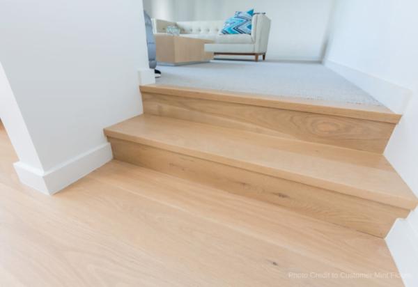 Solid Oak Flooring Perth Installation