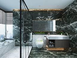 Apodio Porcelain Tiles bathroom installation
