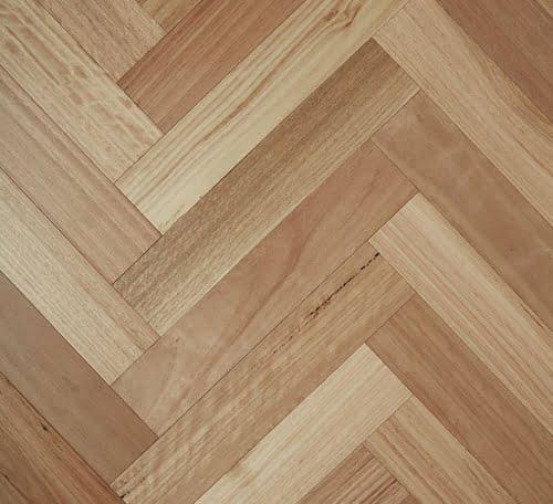 Herringbone Blackbutt Engineered Timber Flooring
