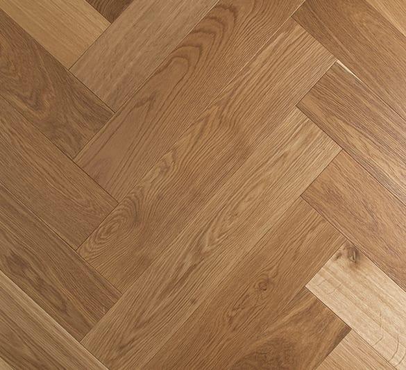 Cognac De Marque Oak Parquetry Flooring
