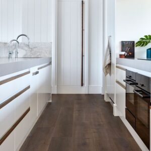 Hydroplank Hybrid Flooring Bathroom Installation
