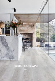 hybrid flooring interior