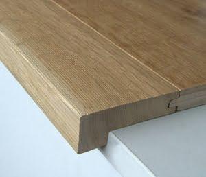 Nosing for Solid Oak Flooring