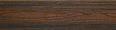 Trex Transcend Decking Spiced Rum Timber Decking