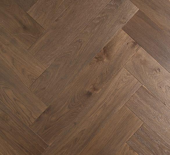 Vintage De Marque Oak Parquetry Flooring