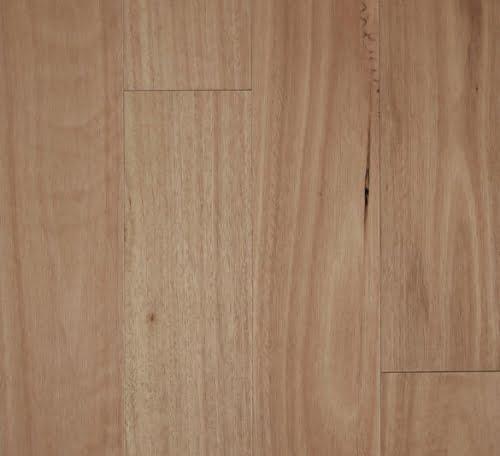 Smooth Semi-Gloss Blackbutt Engineered Timber Flooring