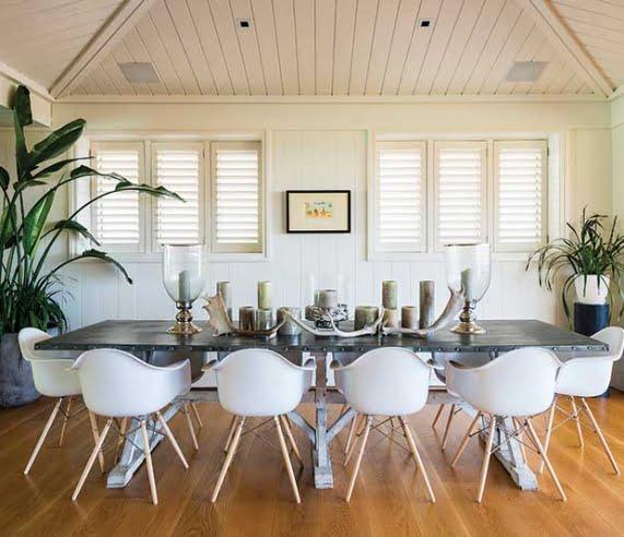 Engineered Prestige Oak flooring for dining room installation