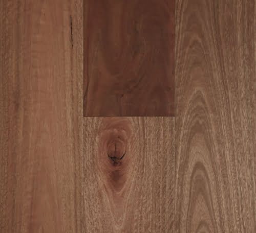 Smooth Matte Spotted Gum Engineered Timber Flooring